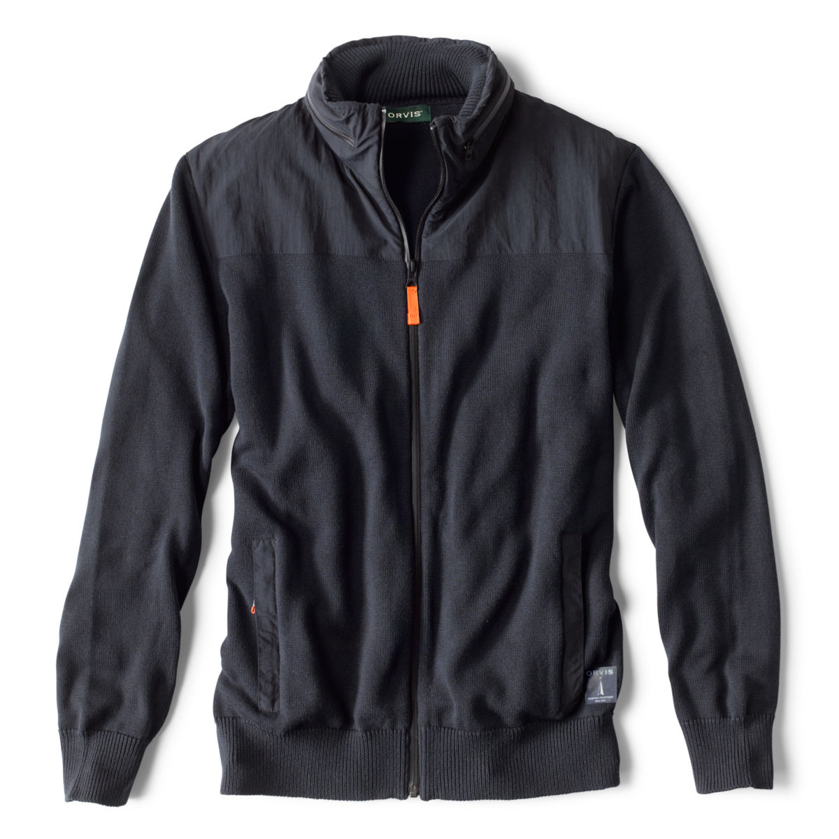 Performance Full-Zip Sweater - image number 0