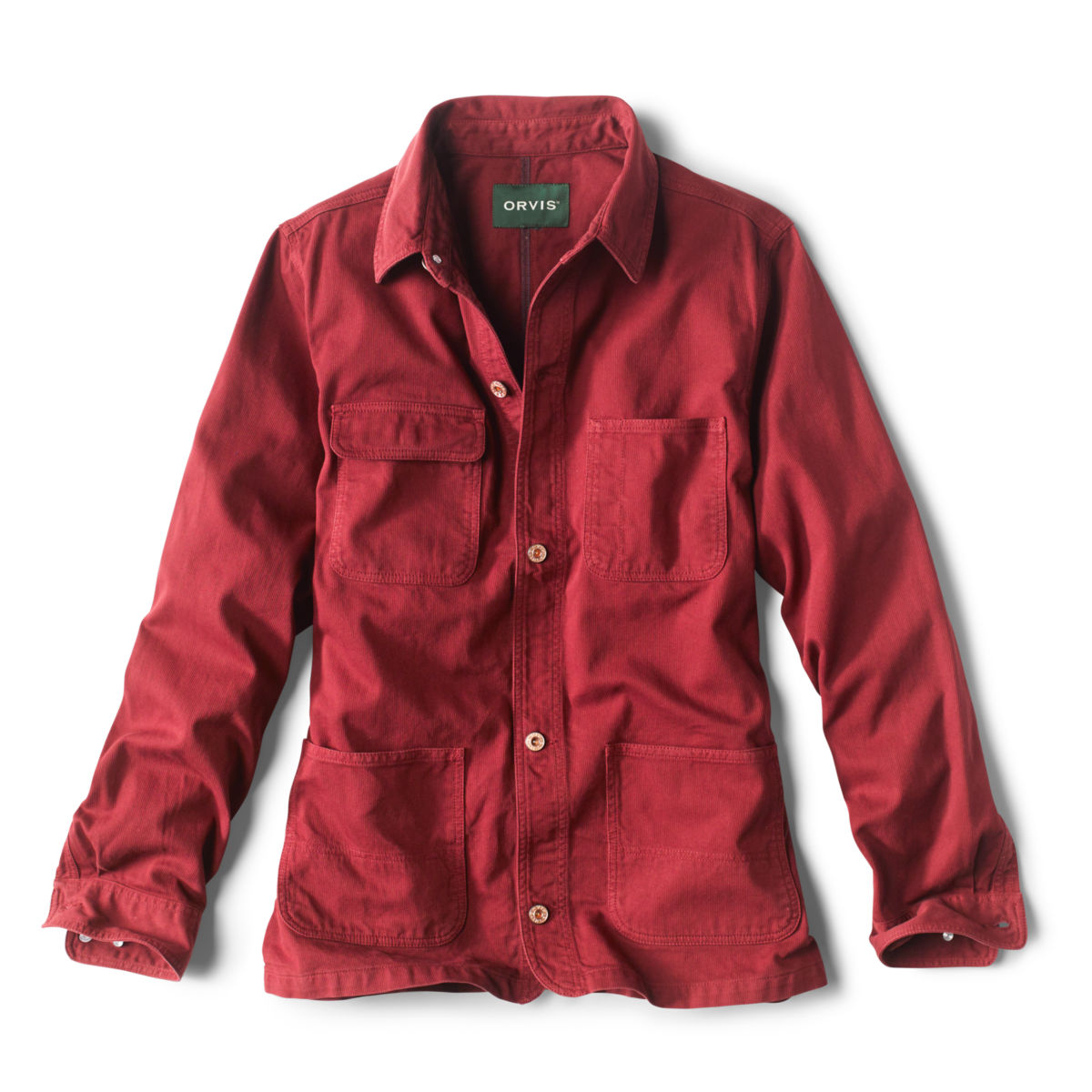 Bedford Cord Chore Jacket - image number 0