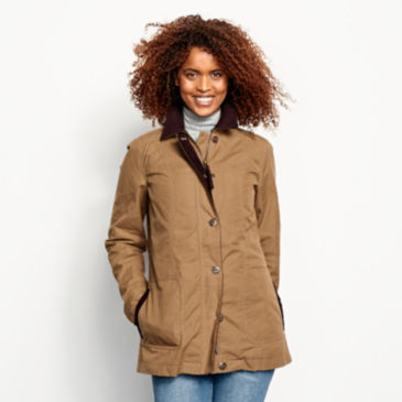 Ripstop Barn Coat -