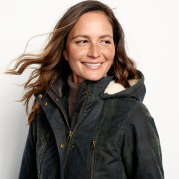 Limited-Run River Road Jacket - BLACKWATCH image number 4