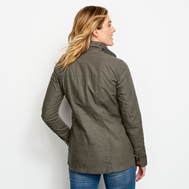 Equinox Utility Jacket - HUNTER GREEN image number 2