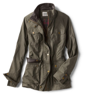 Equinox Utility Jacket - HUNTER GREEN image number 5