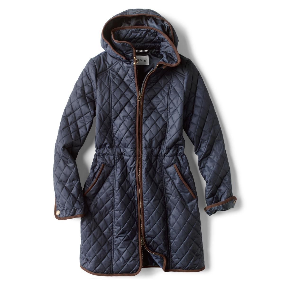 Weekender Quilted Jacket - BLUE MOONimage number 0