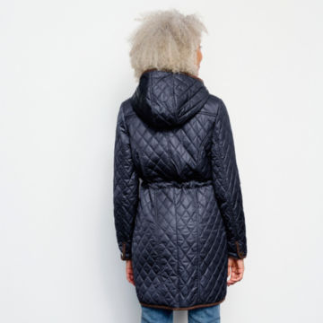 Weekender Quilted Jacket - BLUE MOON image number 3