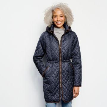 Weekender Quilted Jacket - BLUE MOON image number 1