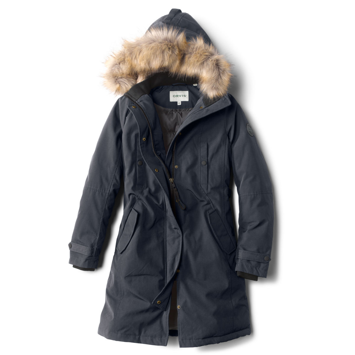 Green Mountain Parka 3.0 - NAVYimage number 0