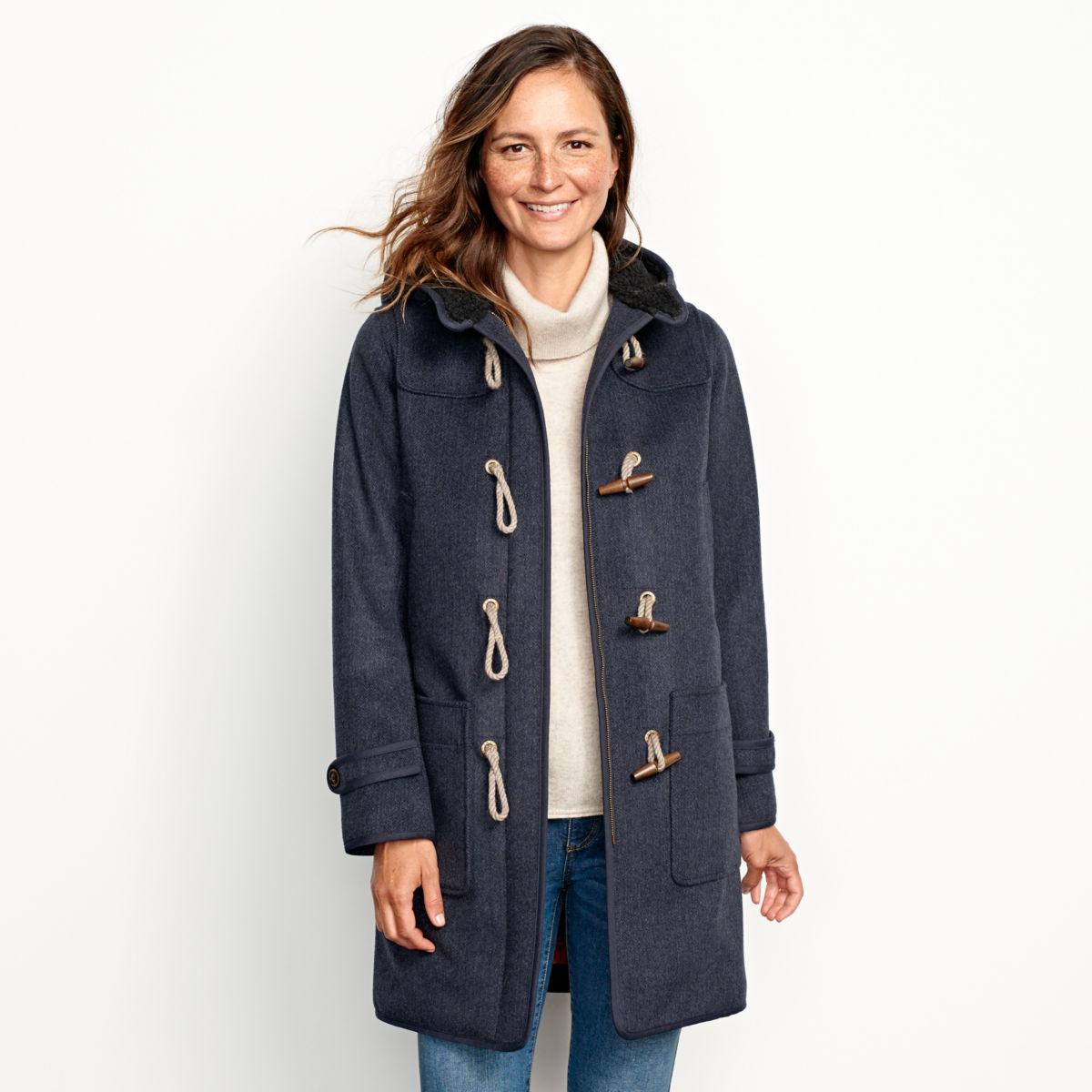 Orvis Storm Wool Duffle Coat - image number 0