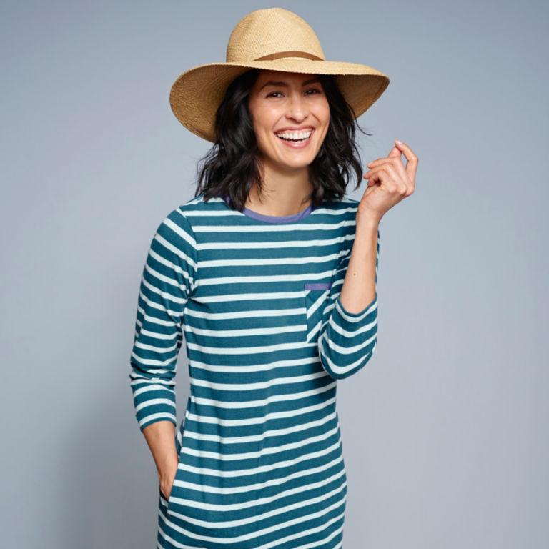 Saltwater Panama Straw Hat -  image number 1
