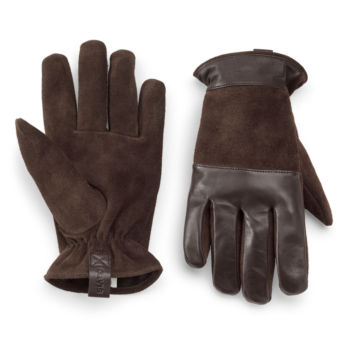 Rugged Leather - image number 0
