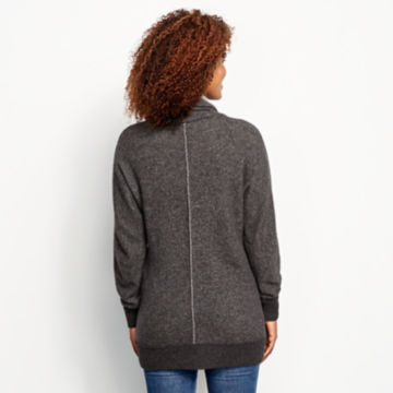 Cashmere Cowlneck Lounge Sweater -  image number 2
