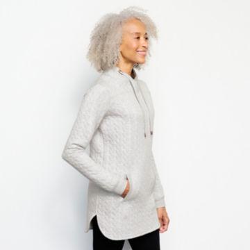 Jacquard Tunic Sweatshirt -  image number 1
