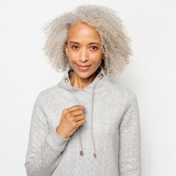 Jacquard Tunic Sweatshirt -  image number 3