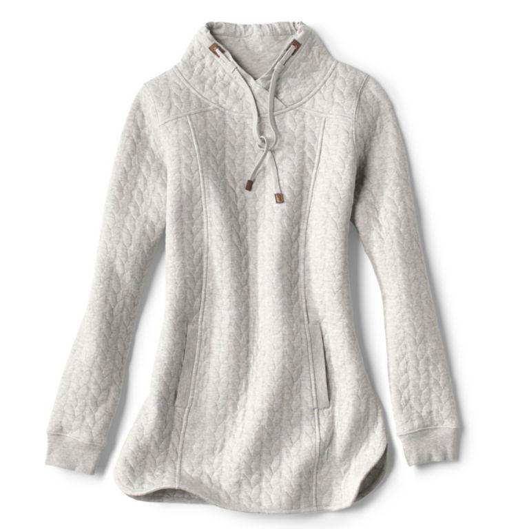 Jacquard Tunic Sweatshirt -  image number 5