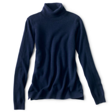 Classic Cashmere Turtleneck Sweater -  image number 4