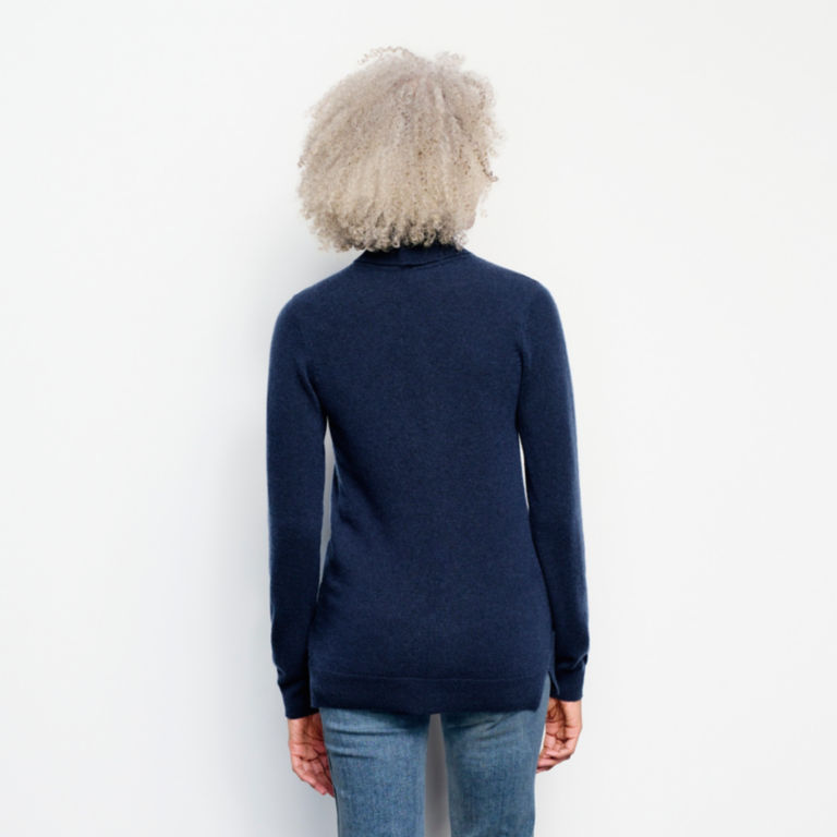Classic Cashmere Turtleneck Sweater -  image number 2