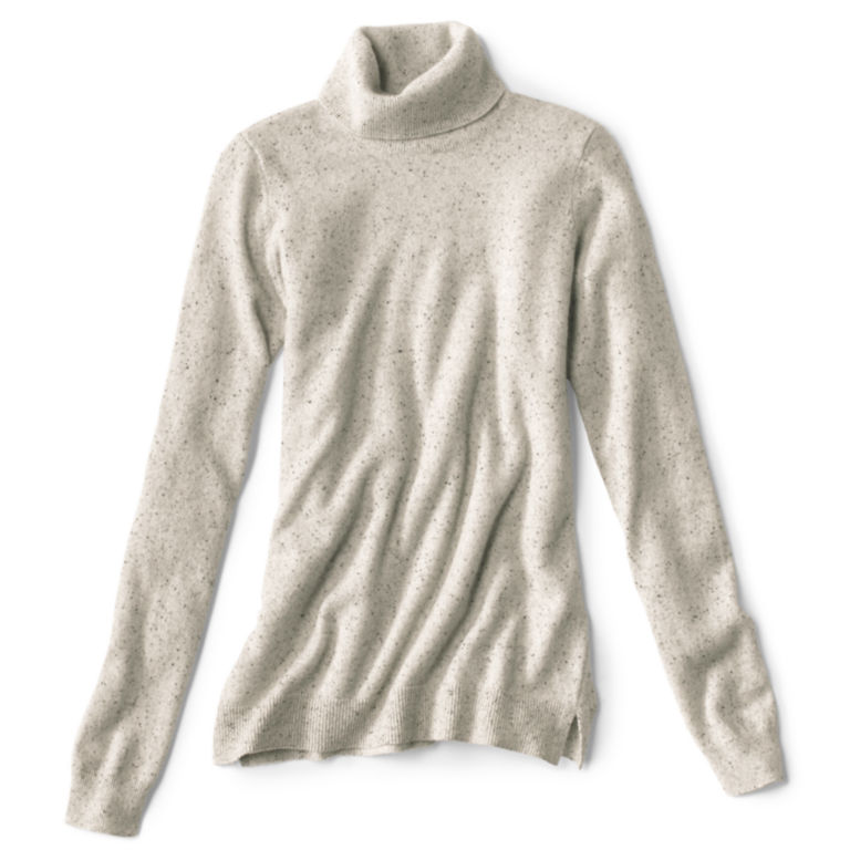 Classic Cashmere Turtleneck Sweater -  image number 0