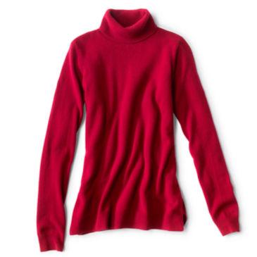 Classic Cashmere Turtleneck Sweater -
