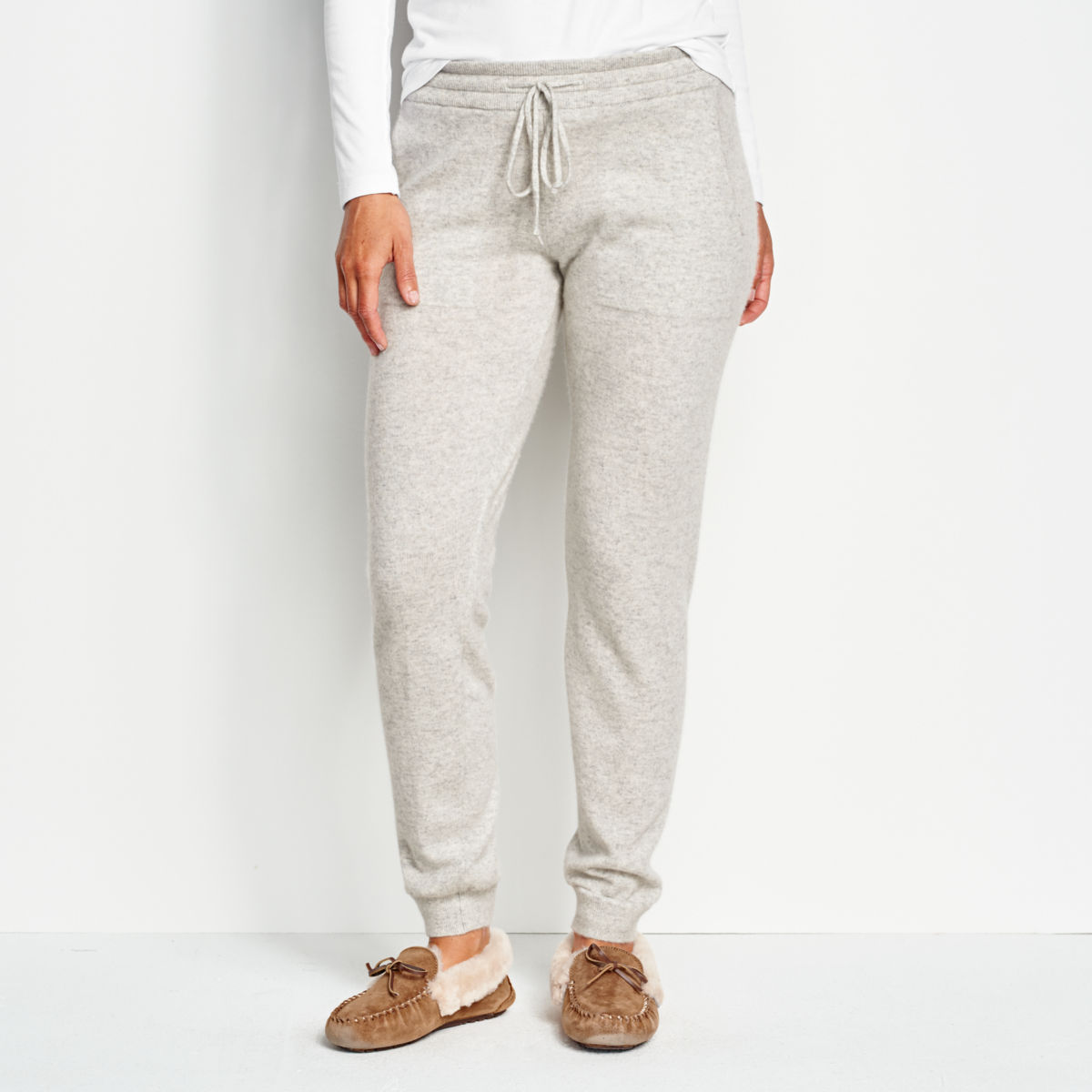 Cashmere Lounge Pants - image number 0