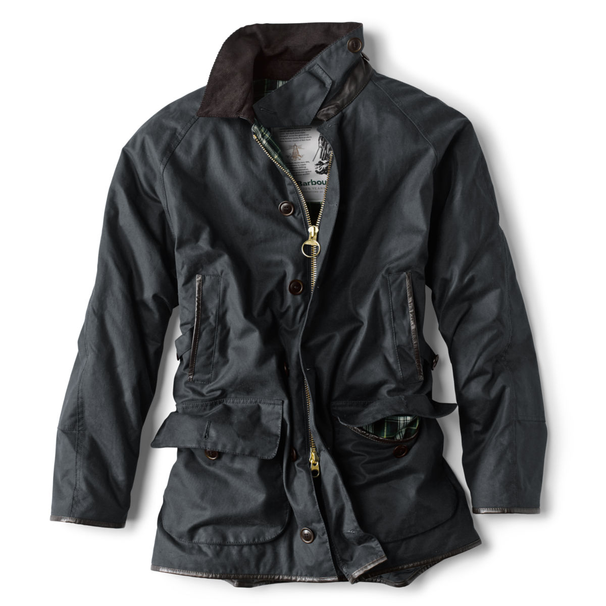 Orvis-Exclusive Barbour® Icons Beauchamp Jacket - NAVYimage number 0