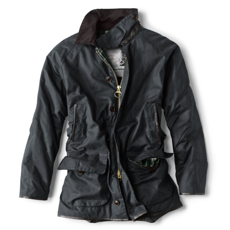 Orvis-Exclusive Barbour® Icons Beauchamp Jacket - NAVY image number 0