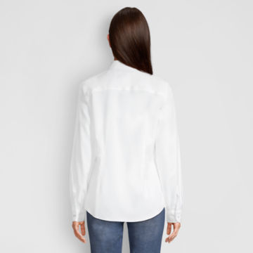 Wrinkle-Free Classic Shirt - WHITE image number 2