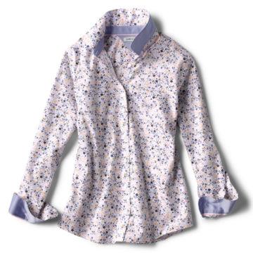 Wrinkle-Free Patterned Shirt -  image number 4