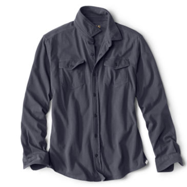 Great Falls Washed Knit Shirt -