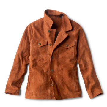 Northgate Suede Lapel Jacket -  image number 0
