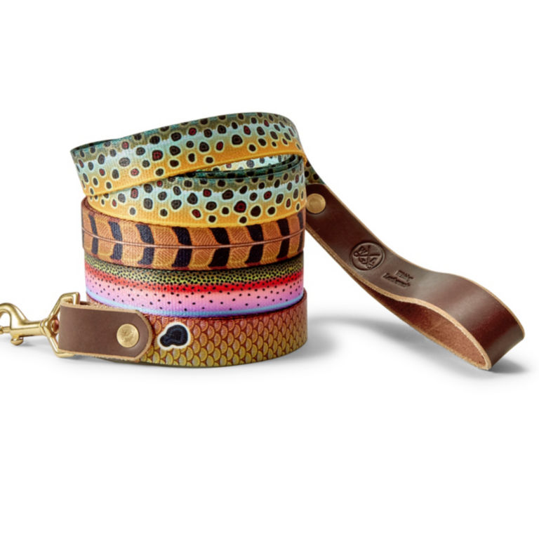 Whiskey Leather Works Leash -  image number 0