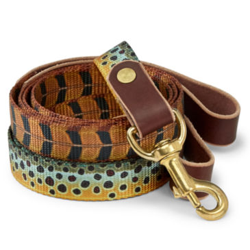 Whiskey Leather Works Leash -