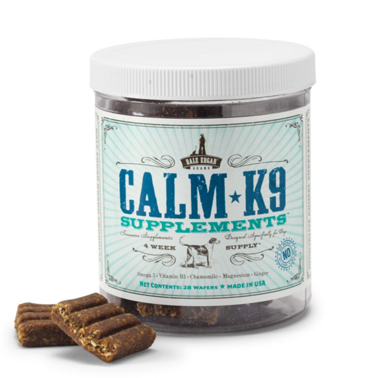 Dale Edgar Calm K-9 Wafers -  image number 0