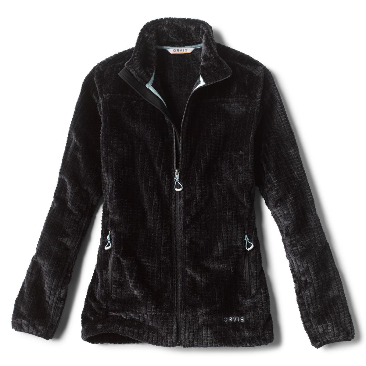 Mesa Fleece Jacket - BLACKimage number 0