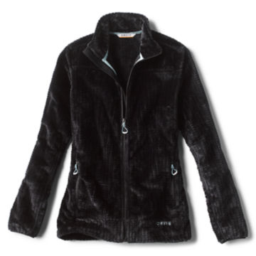 Mesa Fleece Jacket - BLACK image number 0