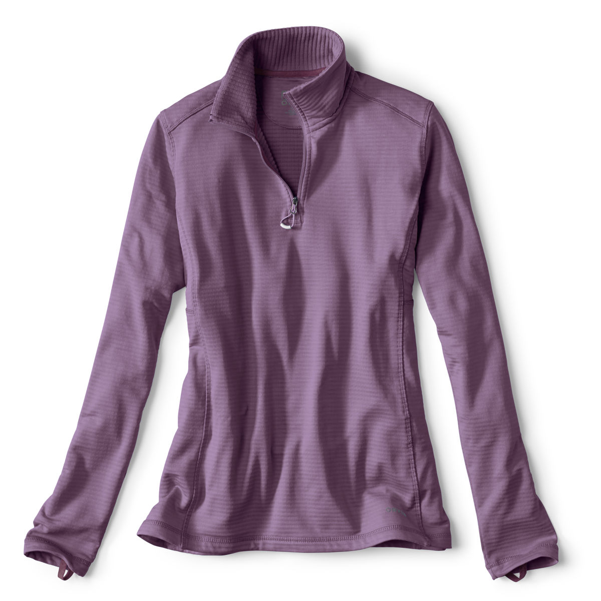 Horseshoe Hills Quarter-Zip - DUSTY PURPLEimage number 0