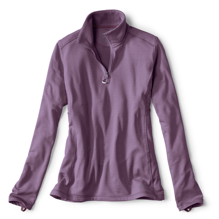 Horseshoe Hills Quarter-Zip - DUSTY PURPLE image number 0