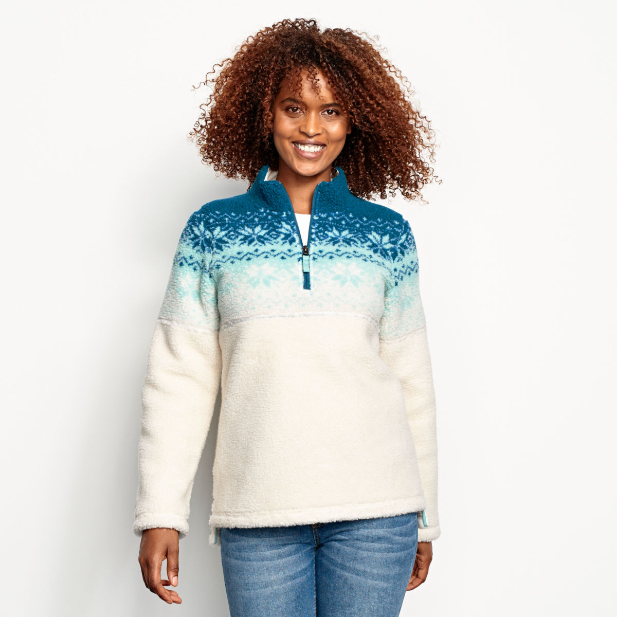 Sherpa Snow River Quarter-Zip - image number 0