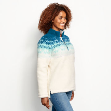 Sherpa Snow River Quarter-Zip -  image number 1