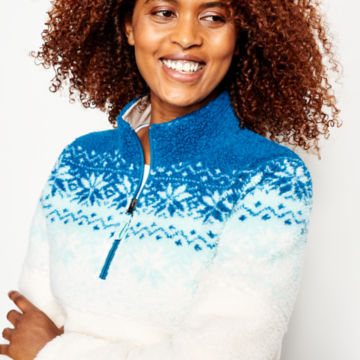 Sherpa Snow River Quarter-Zip -  image number 3