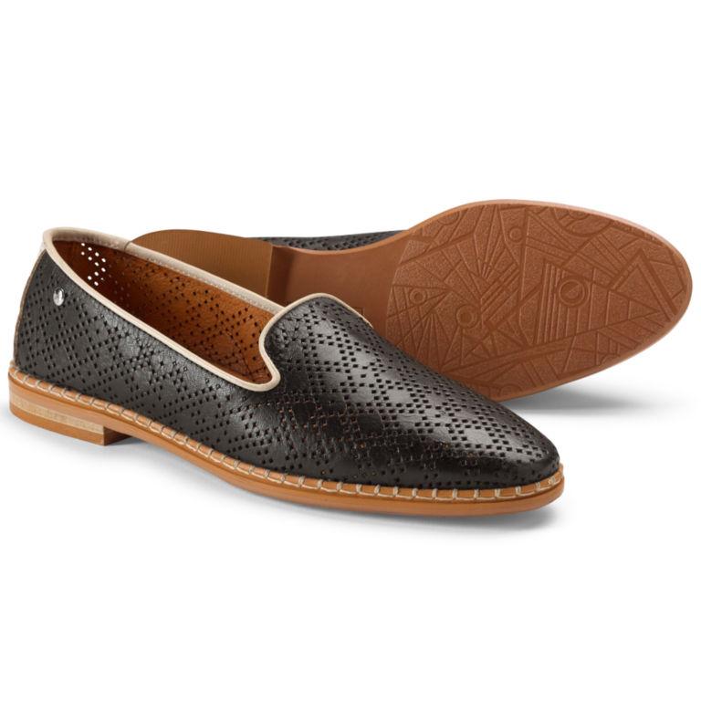 Pikolinos®  Merida Loafers - BLACK image number 0
