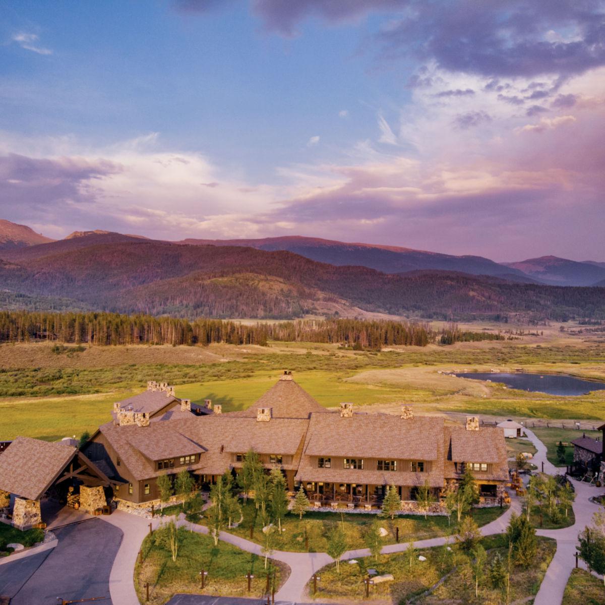 Devil's Thumb Ranch Resort & Spa - image number 0
