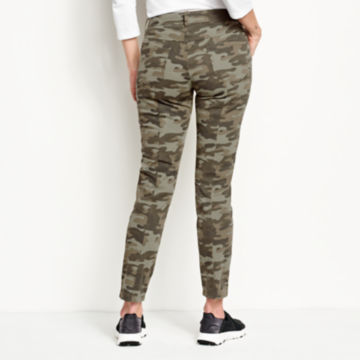 Printed Four-Way Stretch Ramble Utility Pants -  image number 2