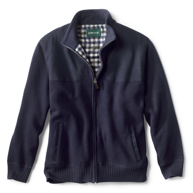 Ultimate Foul Weather Sweater - NAVY image number 0