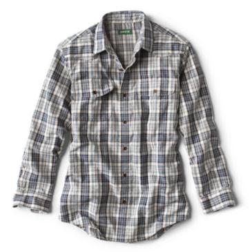 Fairview Ombré Dobby Long-Sleeved Shirt -