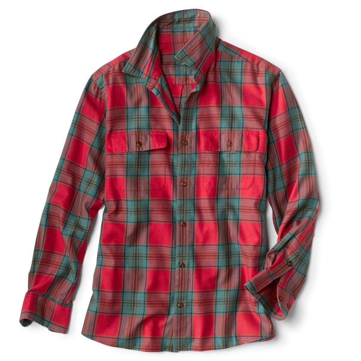 Tri-Blend Long-Sleeved Shirt - image number 0