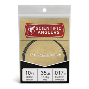 1x7 Nickel Titanium Wire -