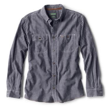 Hemp/Organic Cotton Check Shirt -