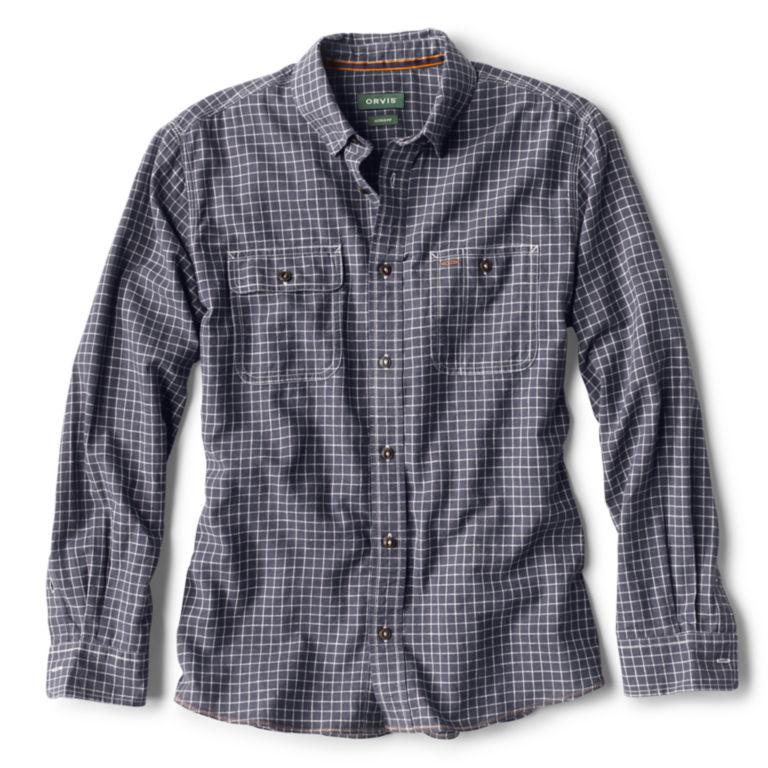Hemp/Organic Cotton Check Shirt -  image number 0