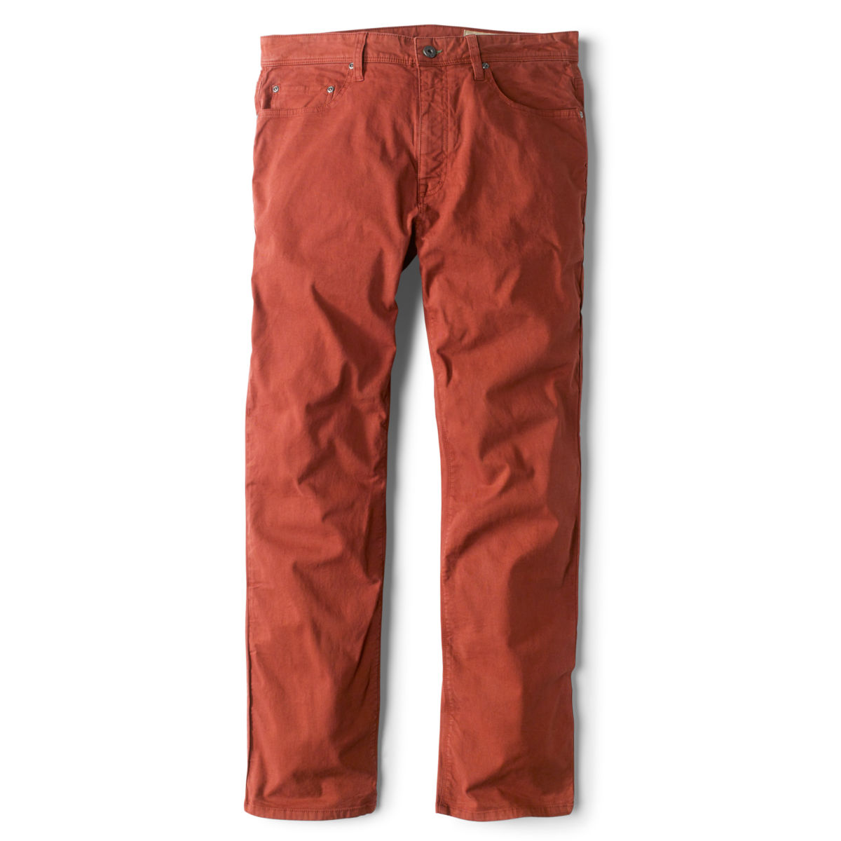 5-Pocket Stretch Twill Pants - HENNAimage number 0