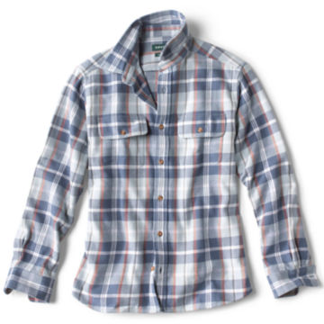 Ketti Steep Twill Long-Sleeved Shirt -  image number 0