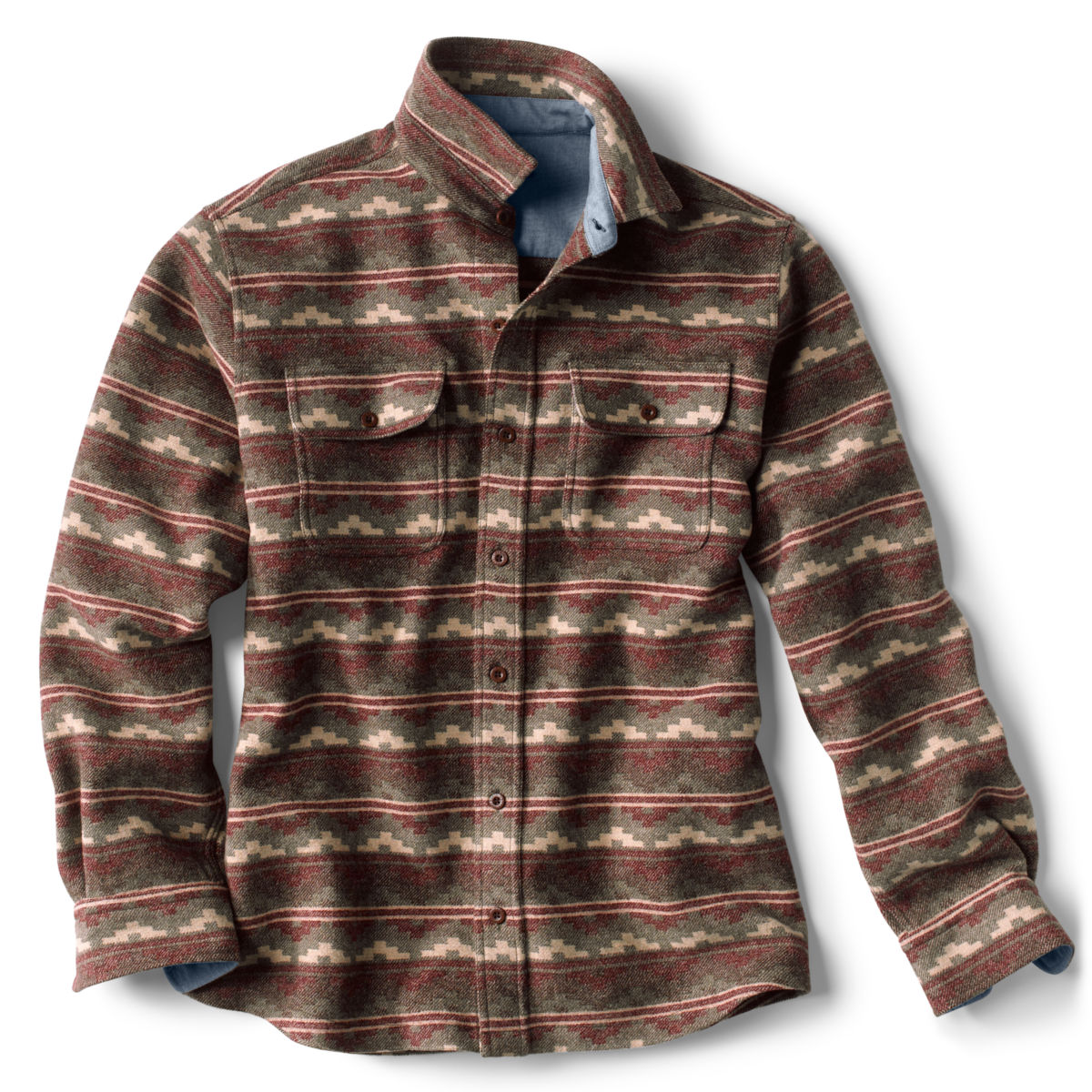 Montana Morning®  Wool Long-Sleeved Shirt - image number 0